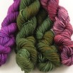 Blue Ridge Yarns Footlights - Mossyhollo