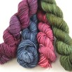 Blue Ridge Yarns Footlights - Wildcherry