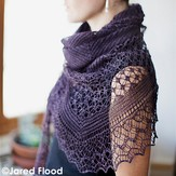 Brooklyn Tweed Rock Island Lace Triangle