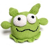 FreshStitches Lark the Monster (Free)