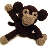 FreshStitches Owen the Monkey PDF