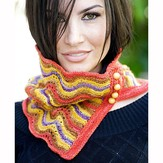 Grace Akhrem 70s Inspired Cowl PDF