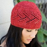 Grace Akhrem Eyelet and Twigs Hat PDF