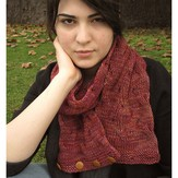 Grace Akhrem Reversible Tangled Branches Cowl PDF