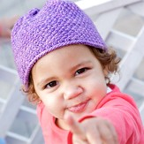 Grace Akhrem Toddler's Hat PDF