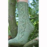 Gardiner Yarn Works Forest Park Socks PDF