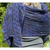 Gardiner Yarn Works Path of Flowers Stole PDF
