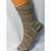 Gardiner Yarn Works Seedy Rib Socks PDF