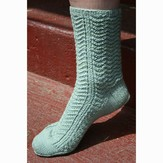 Gardiner Yarn Works Walk in the Woods Socks PDF