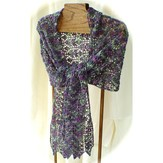 HeartStrings Scotch Thistle Lace Stole PDF