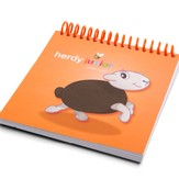 Herdy Junior Jotter Pad