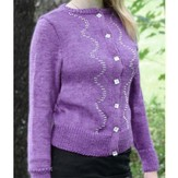 Hooked for Life Homage Cardigan PDF
