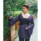 Hooked for Life Opera Cardigan PDF