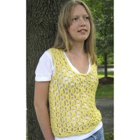 Reticulated Tank Top PDF