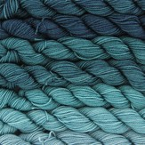 A Hundred Ravens Iachos Mini Skein Gradient Sets