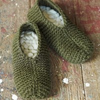 Retro Thrum Slippers PDF