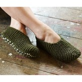 Imperial Yarn Retro Thrum Slippers PDF