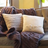 Imperial Yarn Savvy Texture and Ridge Pillows PDF
