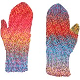 Jojoland Spiral Cable Mittens PDF