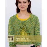Juniper Moon Farm Butterfly Ruffled Sweater Twinset - The Pondicherry Collection