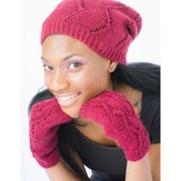 Juniper Moon Farm Illilouette Hat & Mitts - The Dales Collection