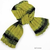 Knit One Crochet Too Reversible Cables Scarf (Free)