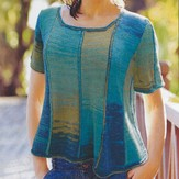 Knit One Crochet Too 1734 Mermaid Tee