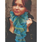 Knit One Crochet Too 1814 Kurly Kid Scarf