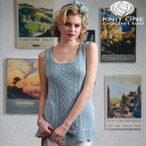 Knit One Crochet Too 2228 Maine Coast Tunic