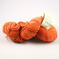 Semi-Solid Hand Dyed Sock Yarn by the Kangaroo Dyer
