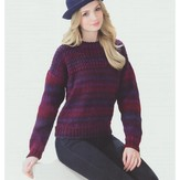 James C. Brett JB291 Sweater