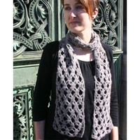 516 Negative Space Scarf & Wrap PDF