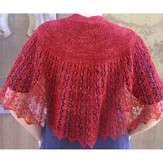 Kira K. Designs 518 Little Sparrow Shawl PDF