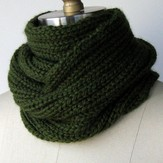 Cocoknits Double Wrap Cowl (Free Pattern)