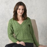 Valley Yarns 303 Village Green Pullover