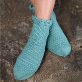 Valley Yarns 322 Beachside Socks