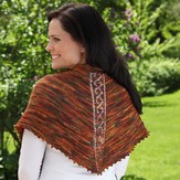 Valley Yarns 325 Indian Summer Shawl