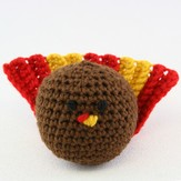 Valley Yarns 352 Crocheted Turkey (Free Pattern)