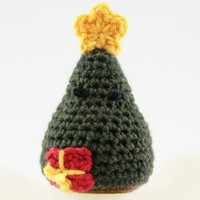 354 Crocheted Christmas Tree (Free Pattern)