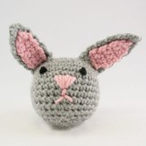 Valley Yarns 368 Crocheted Rabbit Kit (Free Pattern)
