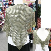 Valley Yarns 372 Iris Crocheted Shawl Kit (Free Pattern)