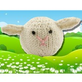 Valley Yarns 373 Knit Lamb (Free Pattern)