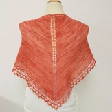 Valley Yarns B6 Basic Triangle Shawl Kit