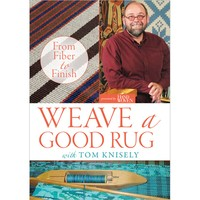 Weave a Good Rug with Tom Knisely DVD