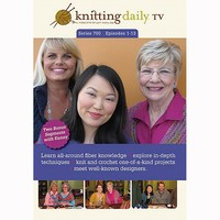 Knitting Daily TV DVD Series 700