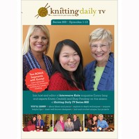 Knitting Daily TV DVD Series 800