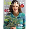 Knit Simple Knit Simple Magazine - Holiday - Hol13