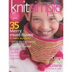 Knit Simple Knit Simple Magazine - Holiday - Hol15
