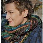 Knitting School Dropout Good Earth Cowl PDF
