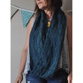 Knitting School Dropout Quilting Cowl PDF